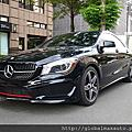 2015 Mercedes-Benz CLA250W2 BLK #182208