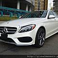 2015Mercedes-Benz C300W4 WHT #005742