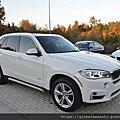 2015 BMW X5 x35i WHT #K61326