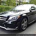 2015 Mercedes-Benz C300W4 BLK #019468