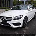 2015 Mercedes-Benz C300W2 WHT #089628