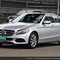 2015Mercedes-Benz C300W4 SIL #133114