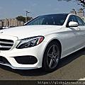 2015 Mercedes-Benz C300W2 WHT #065384