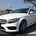 2015 Mercedes-Benz C300W2 WHT #091408