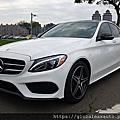 2016 Mercedes-Benz C300W2 白 #171081