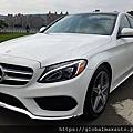 2015 Mercedes-Benz C300W2 白 #082639