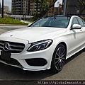2015 Mercedes-Benz C300W4 白 #092245