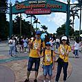1080608~香港迪士尼樂園