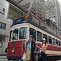 1080609~香港自由行(叮叮車&檸檬王)