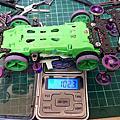 mini 4WD EVA01