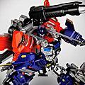 Maketoys MTCD-03 Thunder Manus + Divine Suit Set 超神雷恩