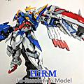 HiRM Hi-Resolution Model Wing Gundam EW 飛翼剛彈 陰影塗裝
