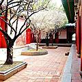 韓劇的宮廷建築,台灣也看的見♪♪延平郡王祠♪♪
