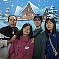 8月3日韓國室內滑雪場與中洲湖