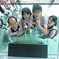 8月6日韓國青瓦臺舍廊房與六三大廈