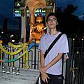 7月1日蘇凡納布機場與金東尼人妖秀