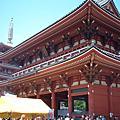 2006日本之旅--淺草、台場