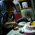 森雄3歲生日