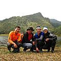 1021027【宜蘭大同】松蘿湖、拳頭母山