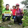 1050827- 銀杏森林、樟空崙山、貓冬望山、大崙山