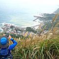 1051129-基隆山東峰、黃金一稜、基隆山、山尖步道