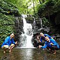 1060707【新北三峽】 滿月圓瀑布、飛龍瀑布、滿月圓山、阿花瀑布、雲森瀑布 O型