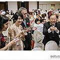 【婚禮紀錄】Masa & Michelle 宴客@王朝大酒店