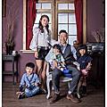 【全家福寫真】 Wang's family