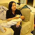 20090315探望筱青&立侖小寶寶