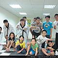 2012/10/6 中興跆拳品格營