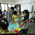 2013 暑期美術營Day5-拼貼畫紙袋