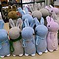 襪子娃娃課學員作品