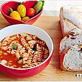【荷卡廚坊】義大利濃湯麵--義式羅宋風味