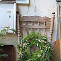 20150627 茉莉花園的草之森花圈課