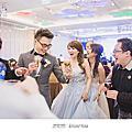 [婚禮紀錄][婚禮攝影][婚攝]感謝新人Wilson+Nina推薦-京采飯店宴客篇(羊吃草攝影)-
