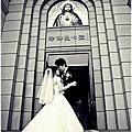 ☆婚攝.培融&幸佳,婚禮攝影記錄(樹林聖心教堂婚禮篇)☆