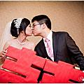 ☆婚攝.家維&嘉儀,婚禮攝影記錄(北投儷宴會館-結婚宴客篇)☆