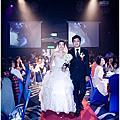 ☆婚攝.漢忠&愷若,婚禮攝影記錄(忠孝彭園會館-結婚宴客篇)☆