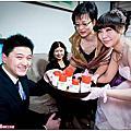 ☆婚攝.玉祥&怡婷,婚禮攝影全記錄(訂結儀式篇)☆
