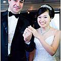 ☆婚攝.Vladimir&佩純(Jessie),婚禮攝影記錄(翡翠灣福華渡假飯店-結婚宴客篇)☆