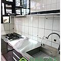 綠林精品廚具 新北市土城區中華路張小姐 一字型225廚具
