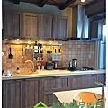 綠林精品廚具 新北市淡水區新市一路胡先生 一字型265廚具+190cm吧檯+ 60cm電器櫃+ 85cm冰箱上櫃