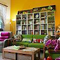 客戶案例-夢想中的綠沙發
