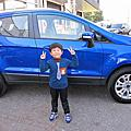 【FORD-Ecosport】 小型SUV的開心賞車之旅