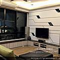 台南室內設計 - 歸仁區透天宅 簡約時尚設計