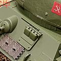 黏土人配件系列 T-34/85