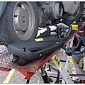 20100730 更換排氣管