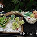 黏土花卉藝術