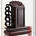 1尺-黑檀木-福祿壽祖龕
