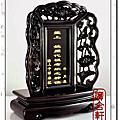 1尺-黑檀木-九品蓮祖龕